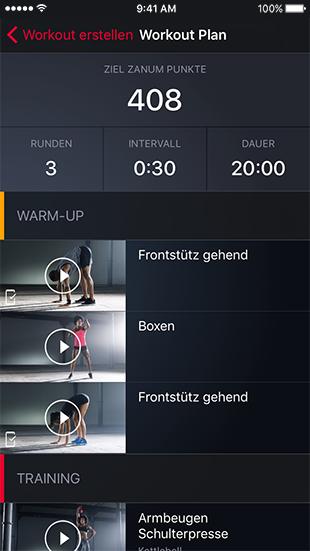 ZANUM - Your digital Smart Coach